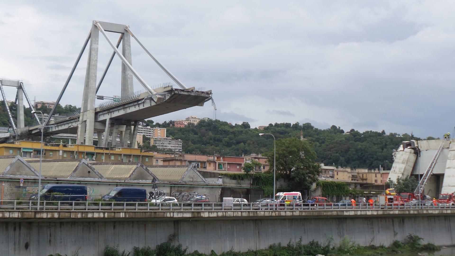 Ponte Morandi Decreto Genova risorse imprese autotrasporto v4
