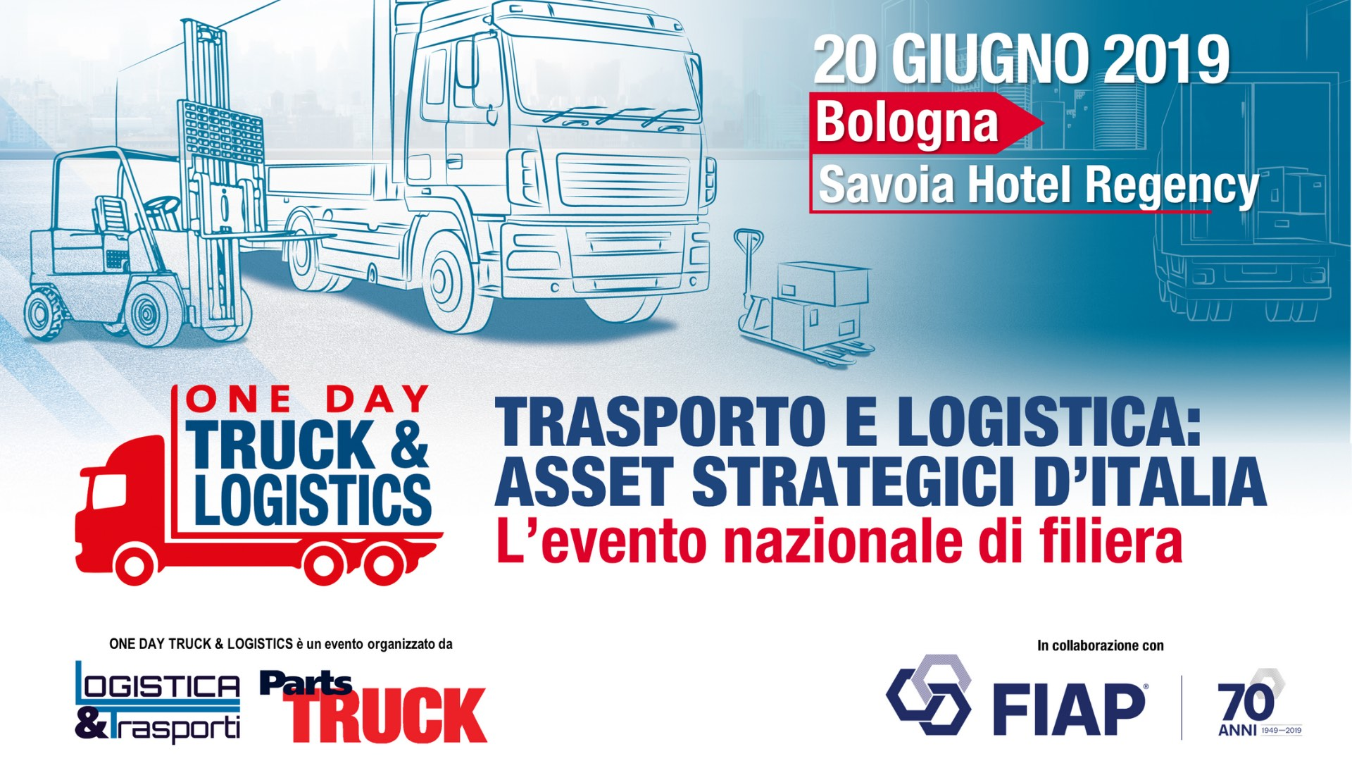 One day Truck Logistics v3