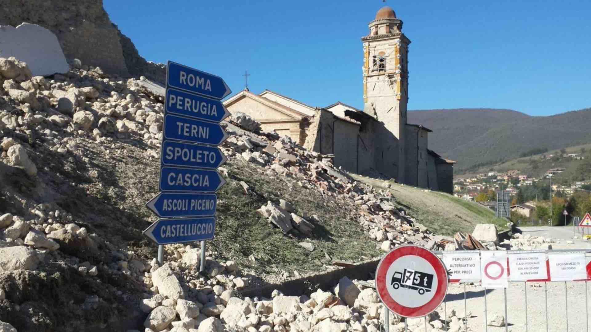 Legge di bilancio 2019 Eventi sismici centro Italia 2016 e 2017. Nuove disposizioni. Circ. 188 2019 2