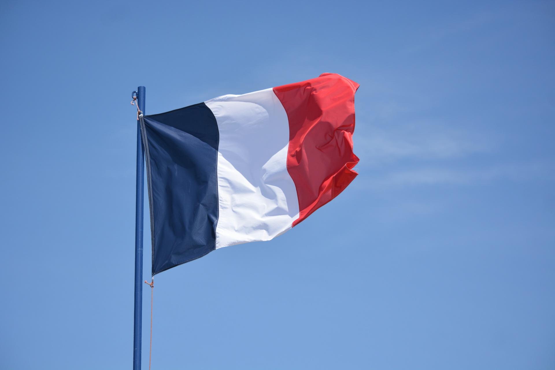 Bandiera francese 002 v2