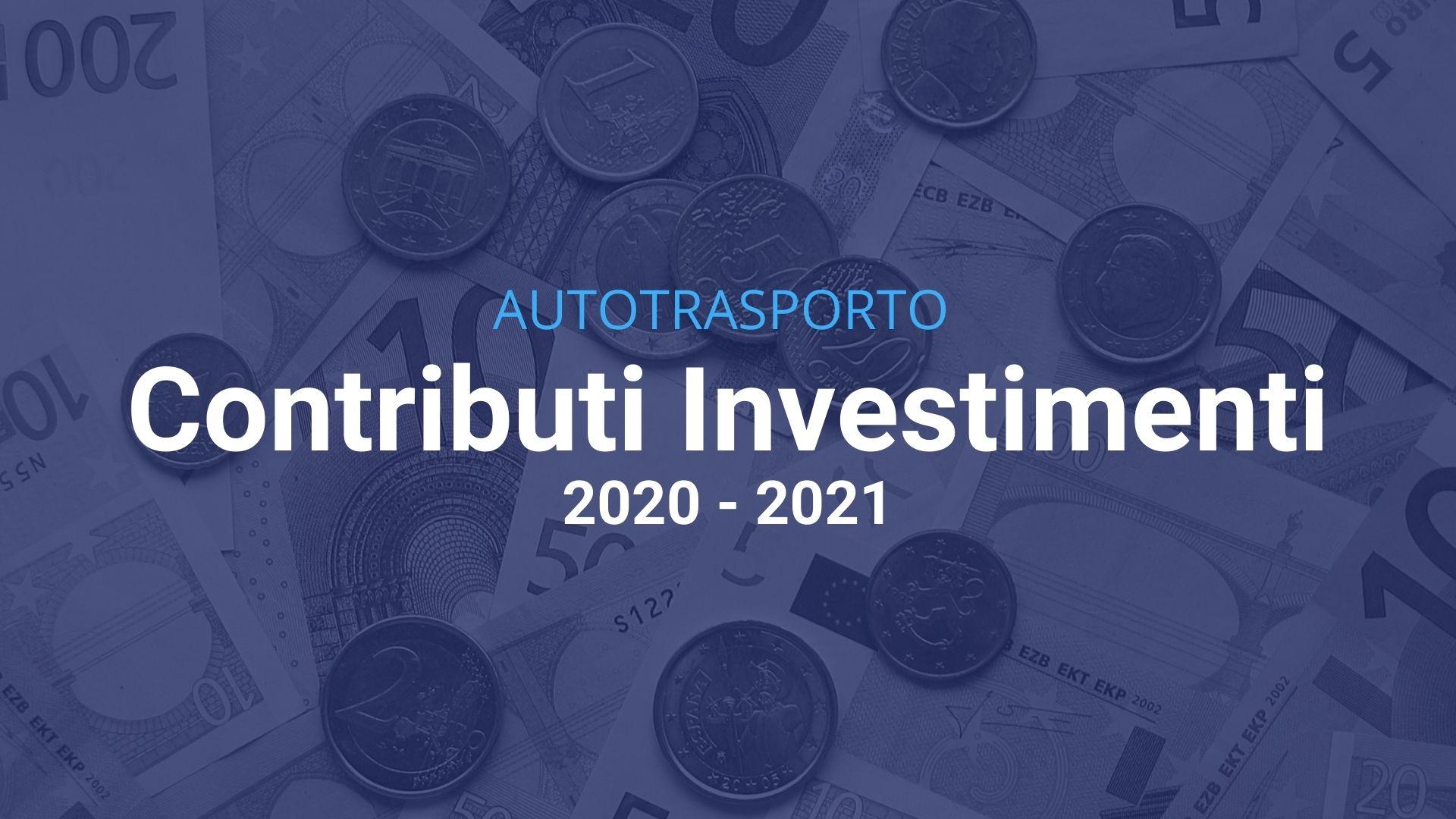Contributi investimenti autotrasporto 4 v5