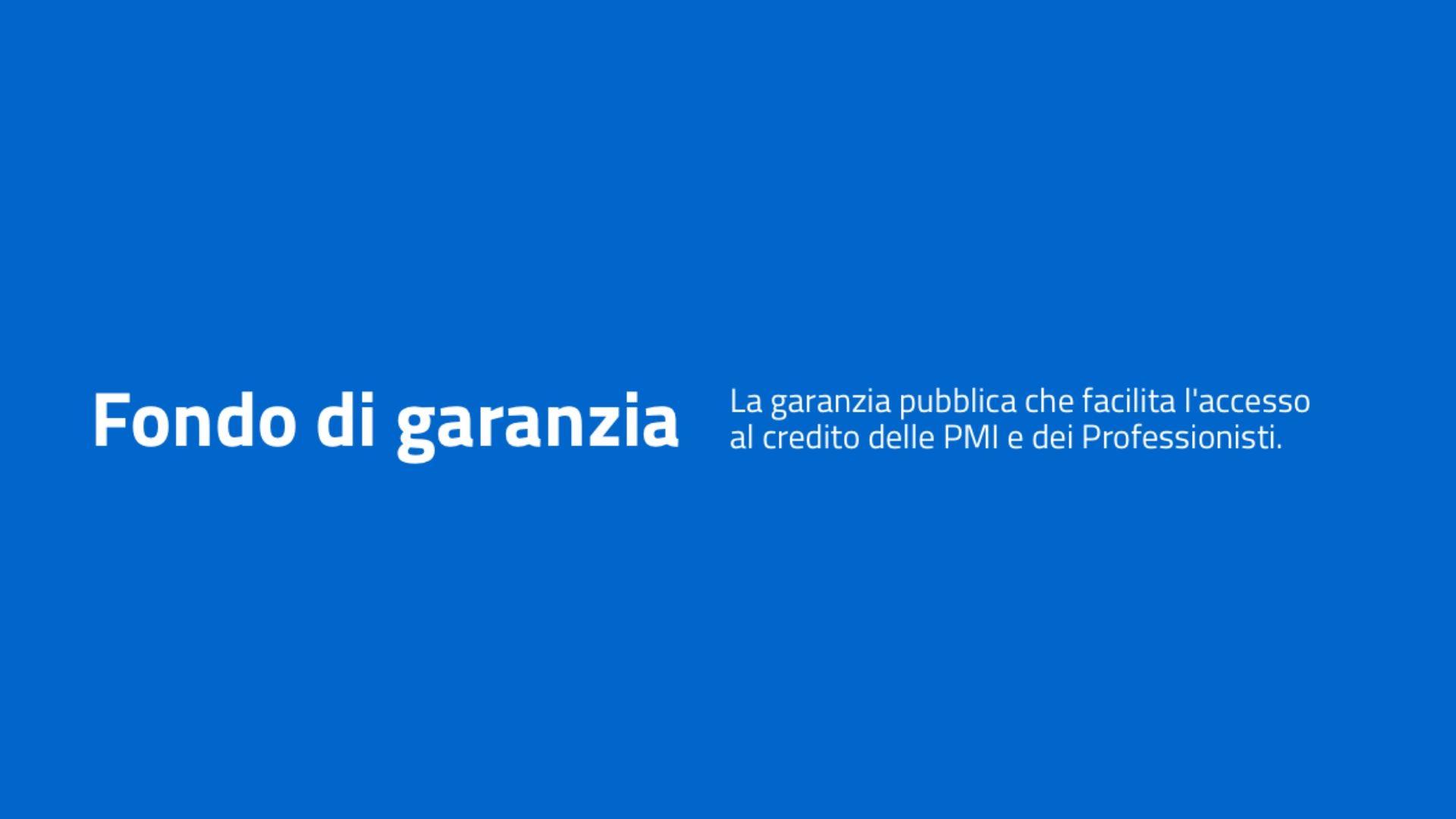 Fondo di garanzia v2. Rese operative le modifiche operative imposte dallart. 13 del d.l liquidita durante la fase di conversione in legge.