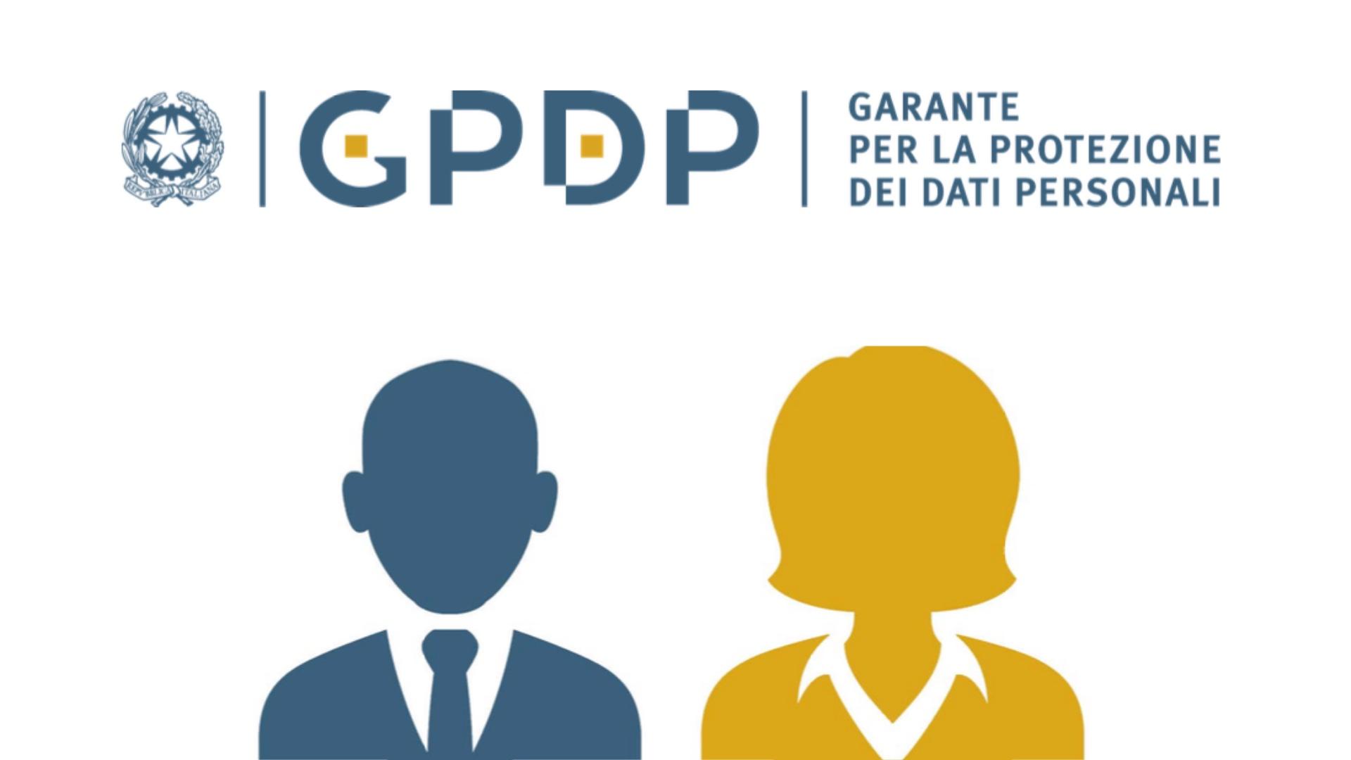 Garante Protezione Dati Personali v2