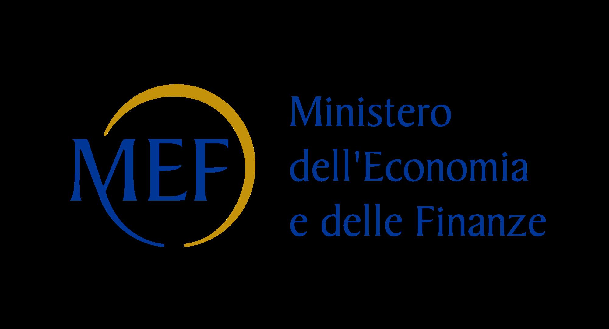 MEF Ministero Economia e Finanze