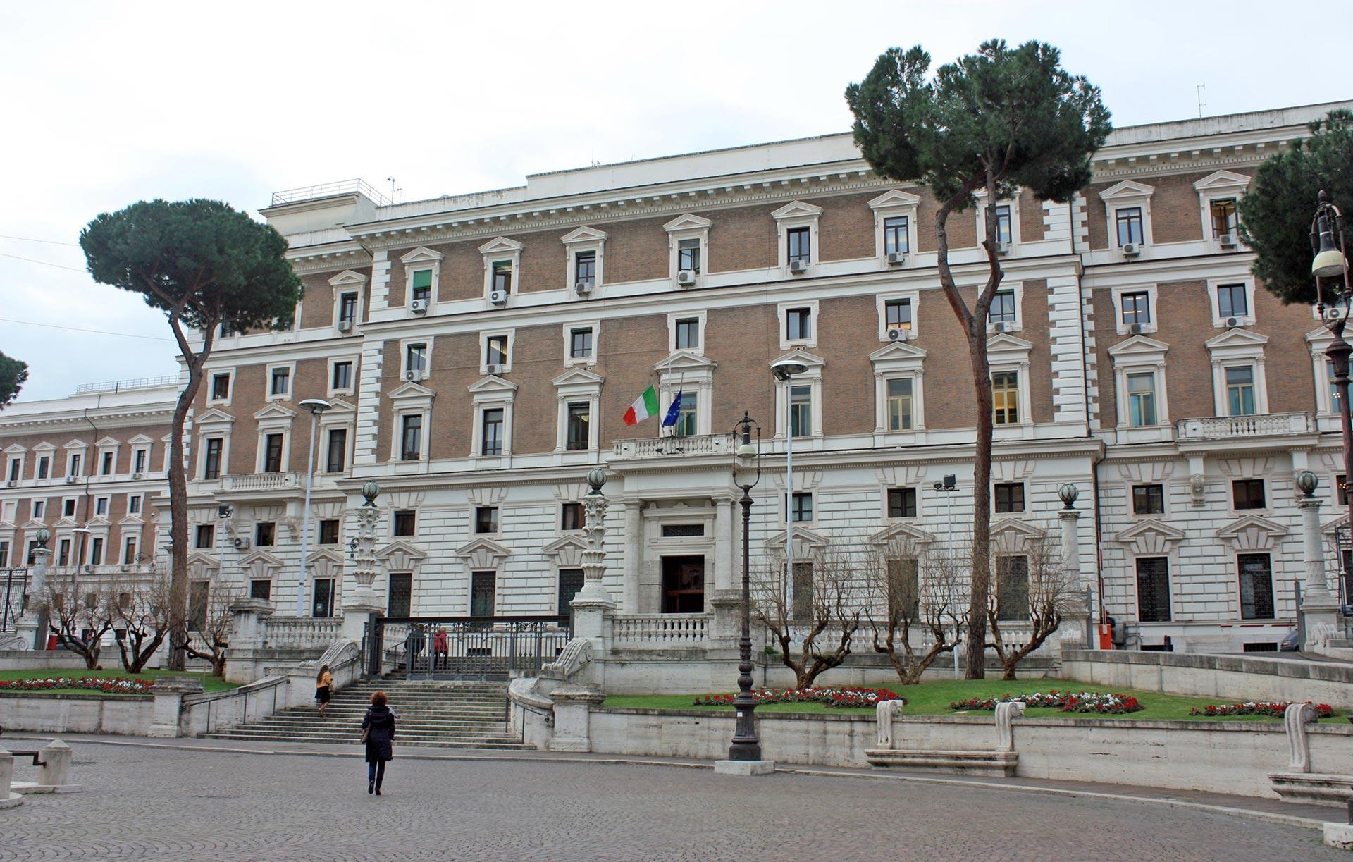 Ministero Interno Palazzo del Viminale 1920x1200
