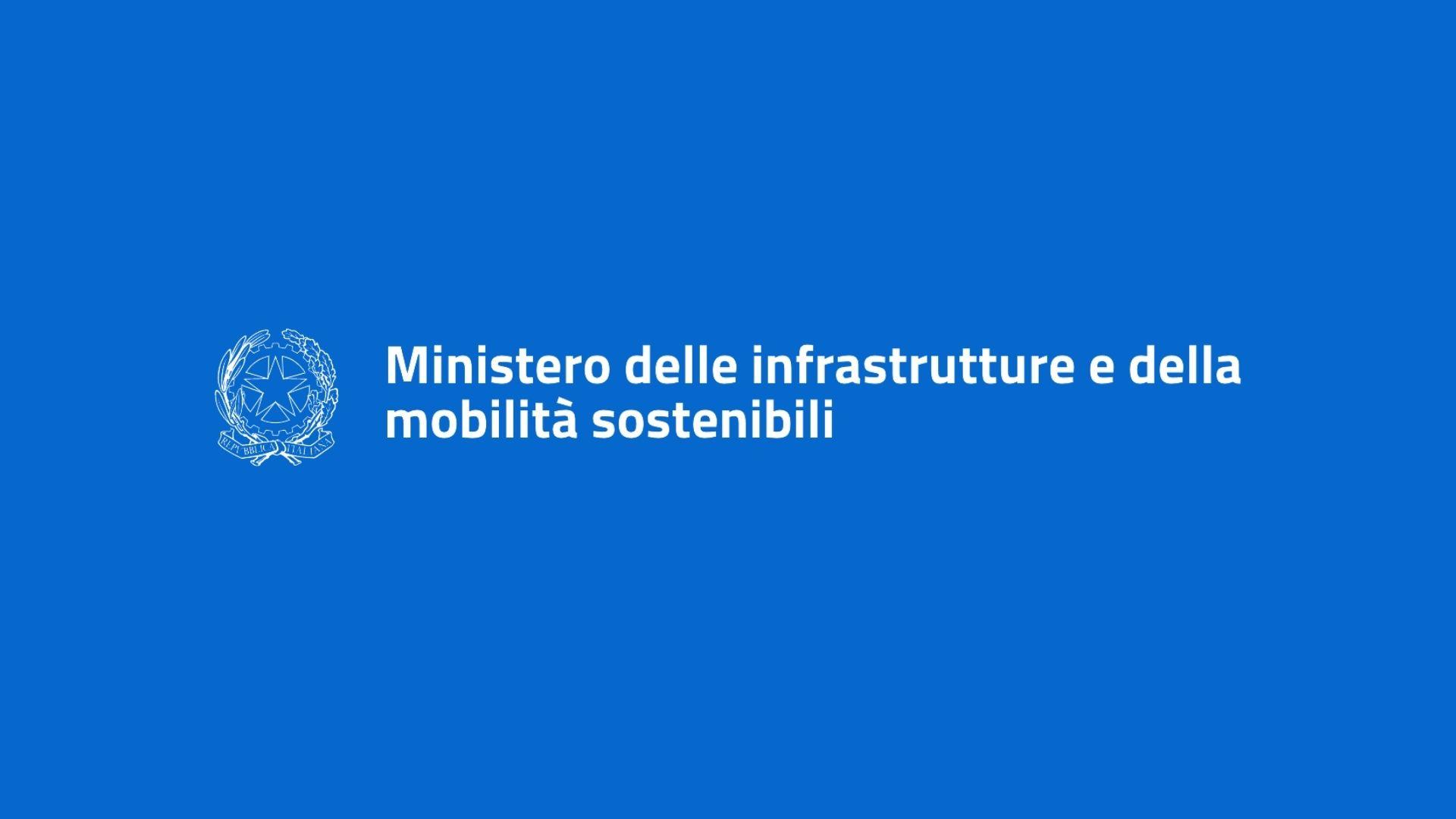 Ministero delle infrastrutture e della mobilita sostenibili v2