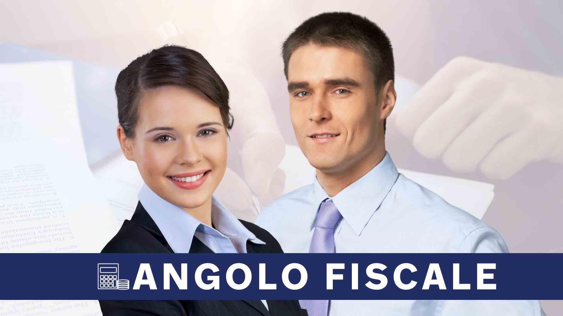 Novita IVA Angolo FISCALE