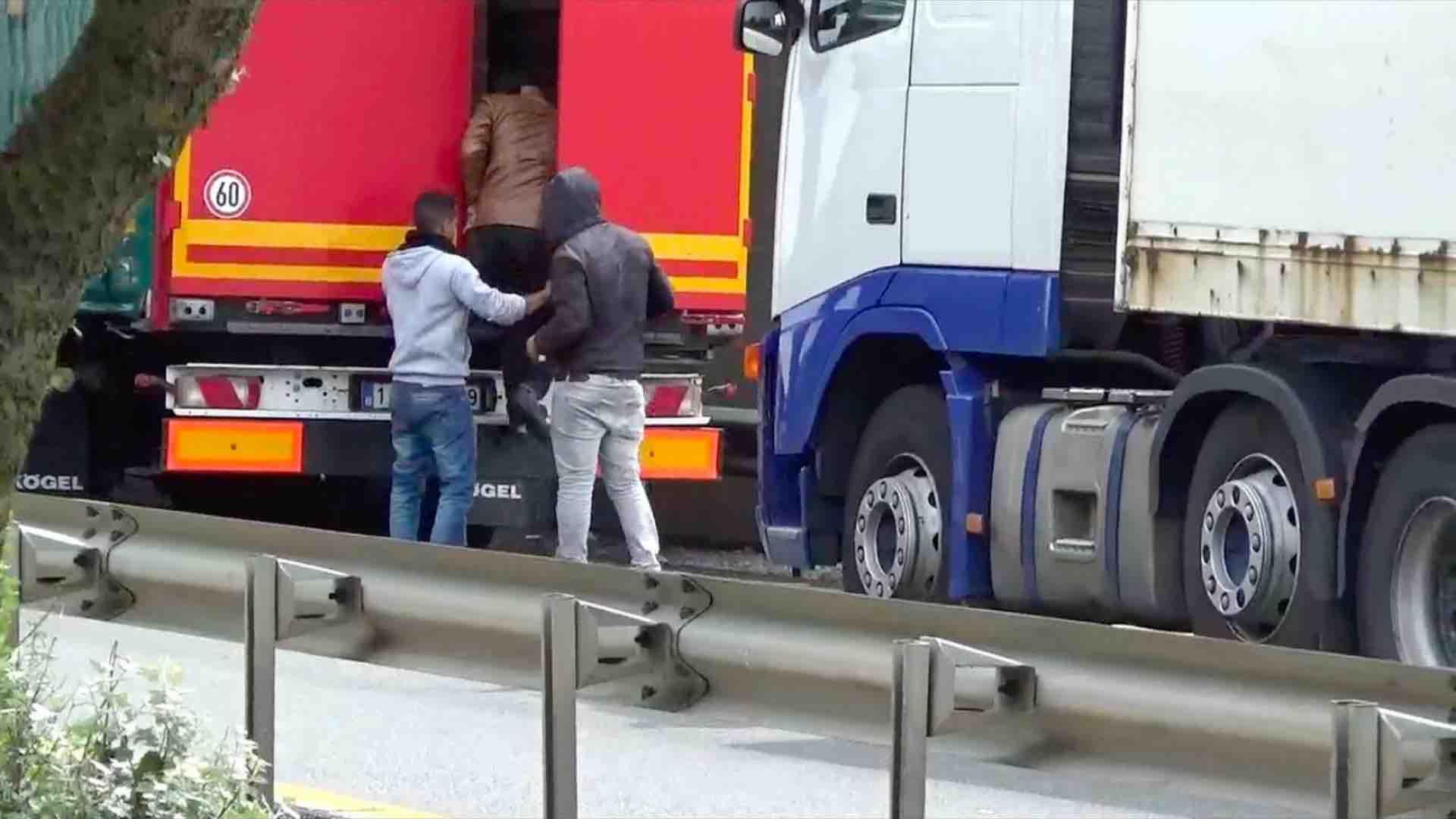 Trasporti Internazionali v3. Gran Bretagna Attenzione ai clandestini a bordo
