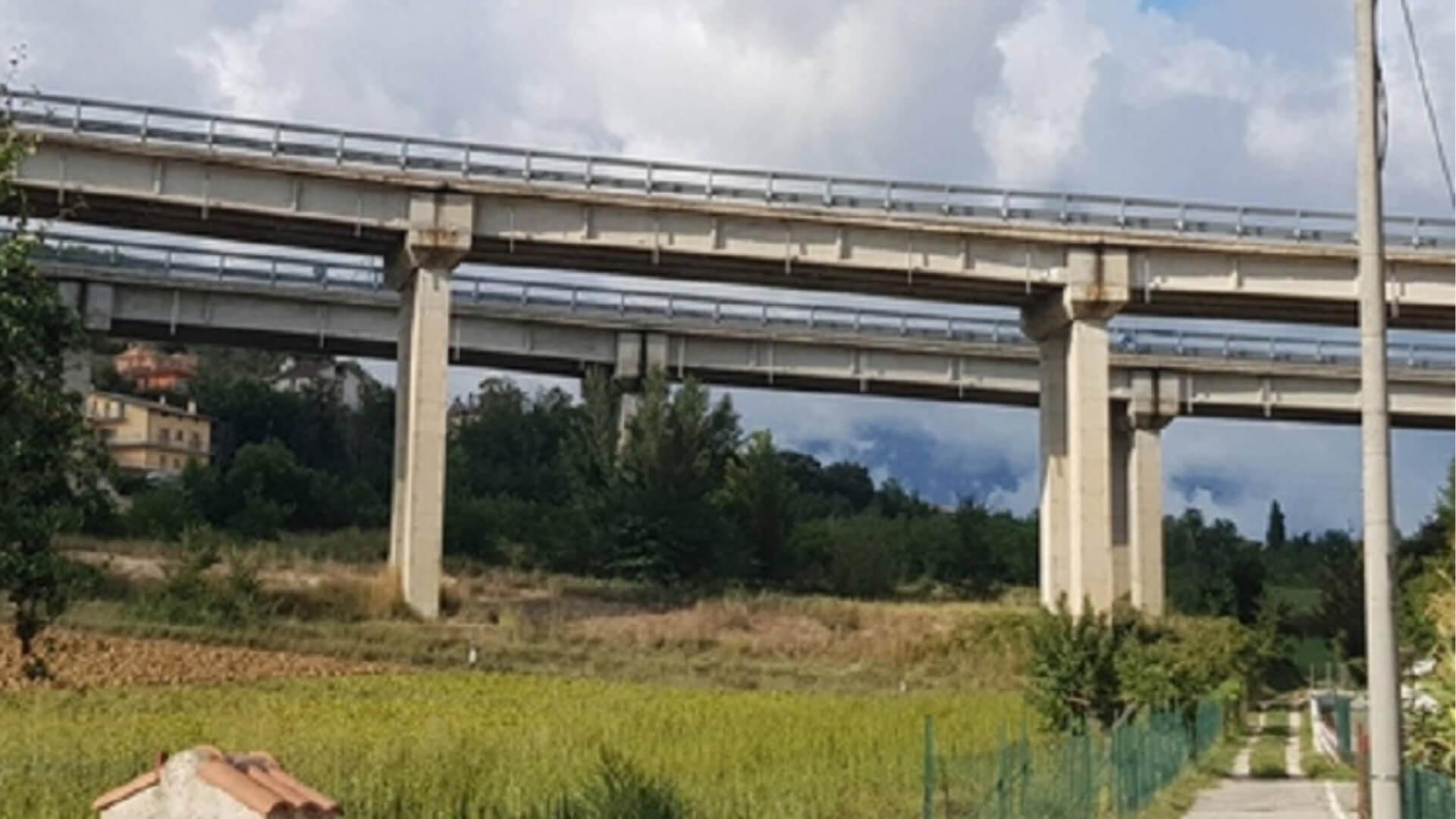 E45 Viadotto Puleto v2. Autorizzata la riapertura al transito di veicoli fino a 30 tonnellate