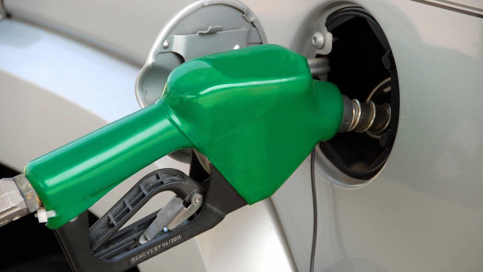 costo del gasolio