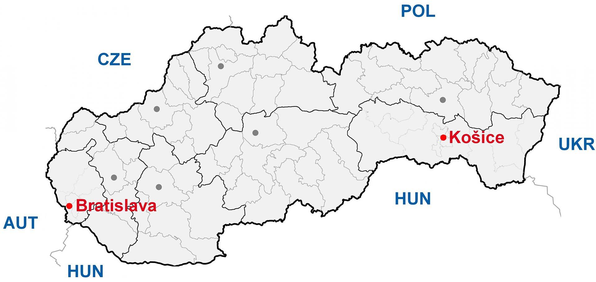 kosice slovacchia mappa 1920x1080 small