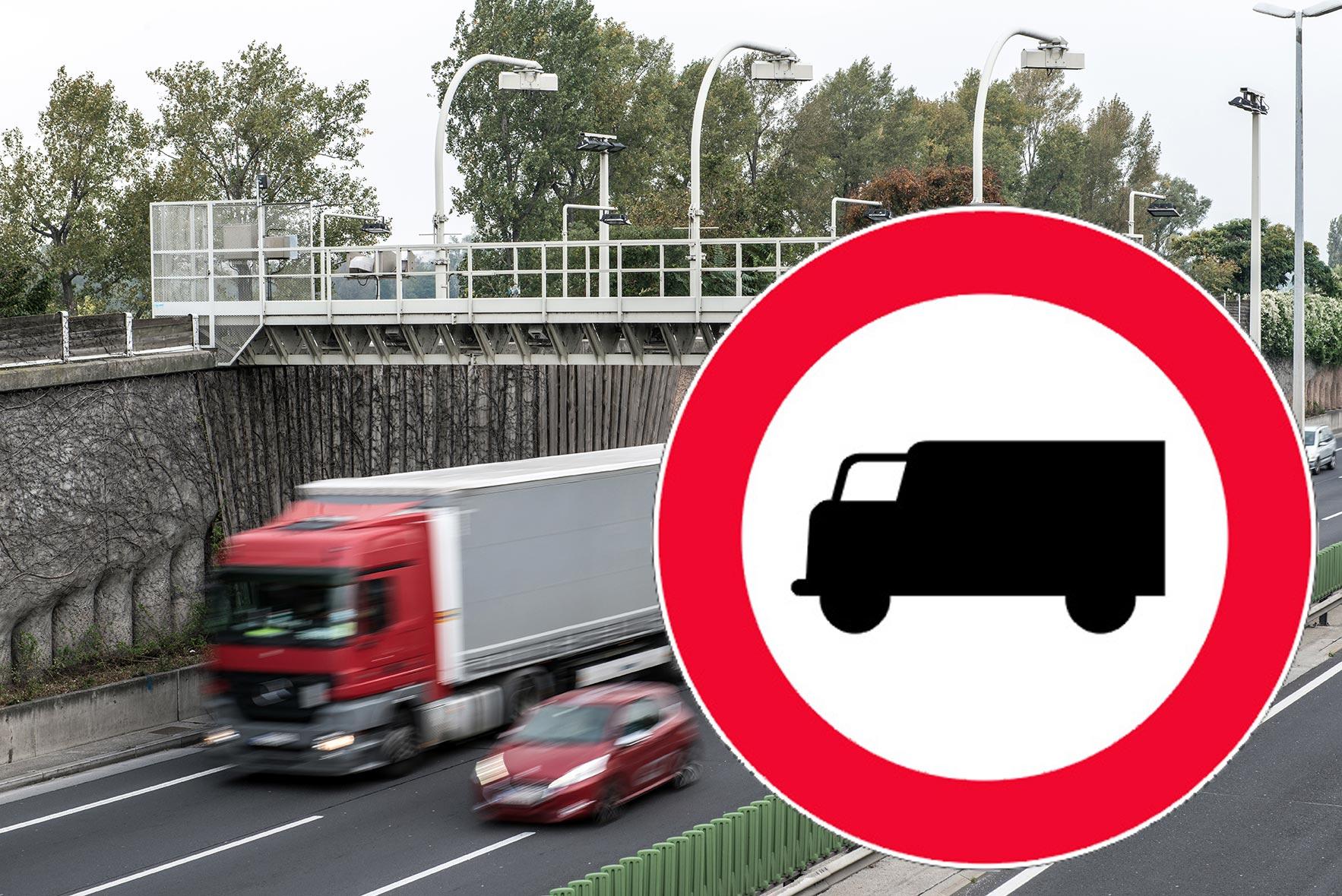 traffic bans small