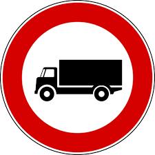 divieto di circolazione