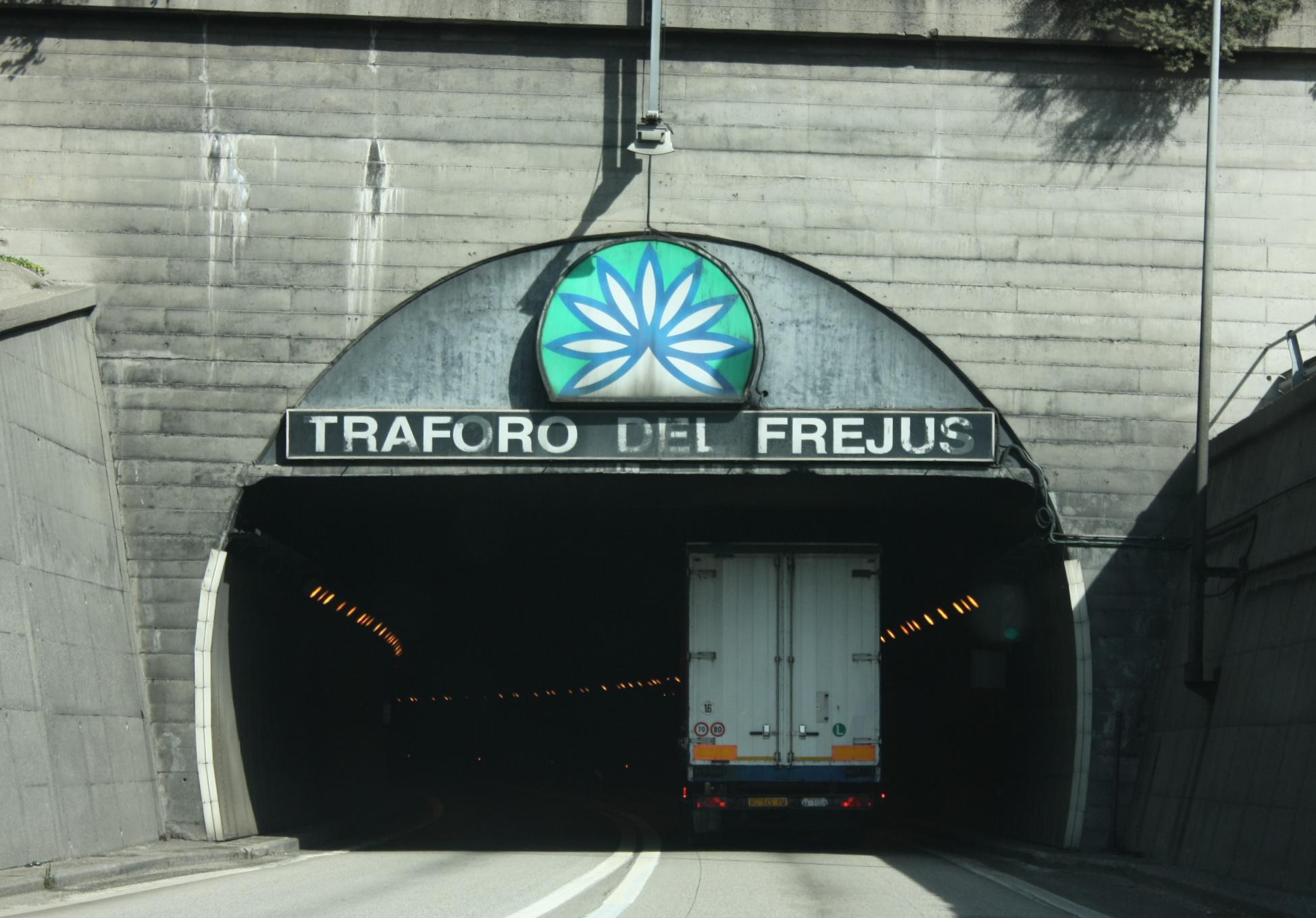 Traforo del Frejus 2